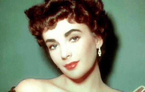Elizabeth Taylor Beautiful Eyes