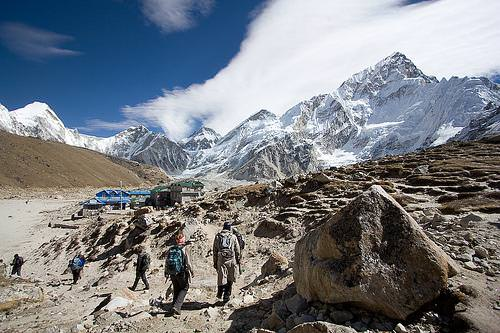 Everest Base Camp, Nepal Best Treks