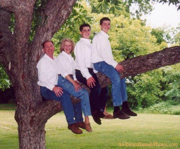 Happy Tree Family Family Photo