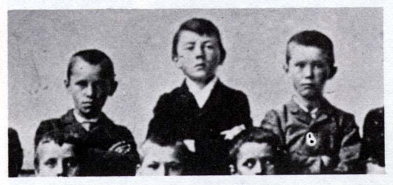 Hitler as a child Rare Photo