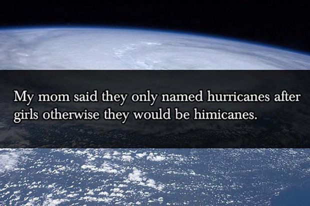 Hurricanes Parent Lies