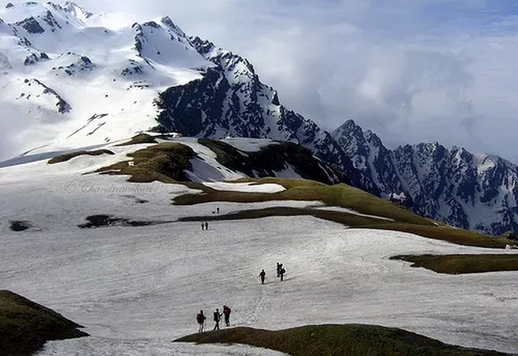 Indian Himalayas, India Best Treks