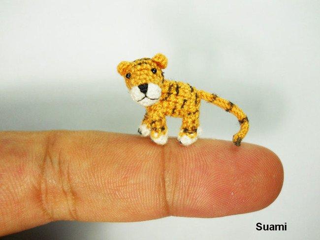 Innocent Tiger Tiny Crochets