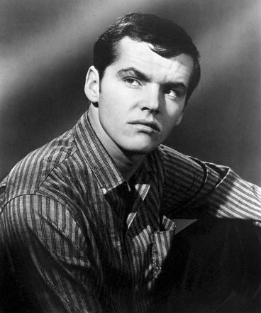 Jack Nicholson Rare Photo