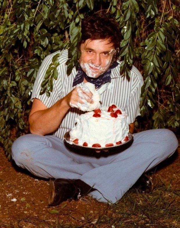 Johnny Cash Rare Photos