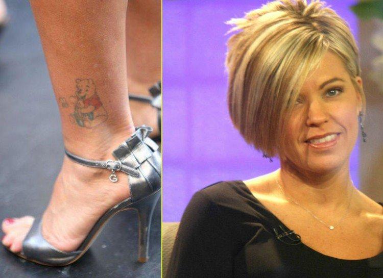KATE GOSSELIN worst celebrity tattoos