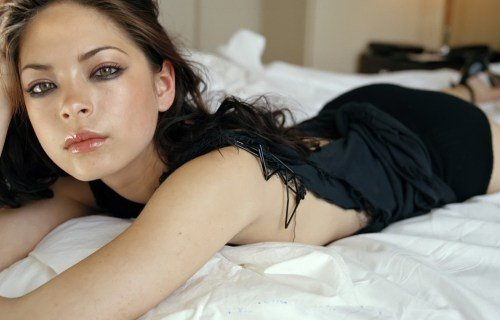 Kristin Kreuk Beautiful Eyes