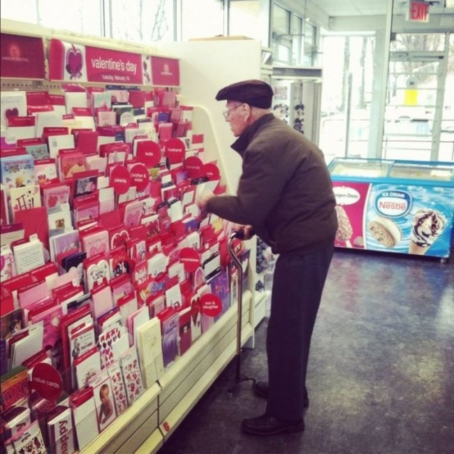 Love Wins, not the age - Valentine's Day Popular photograph