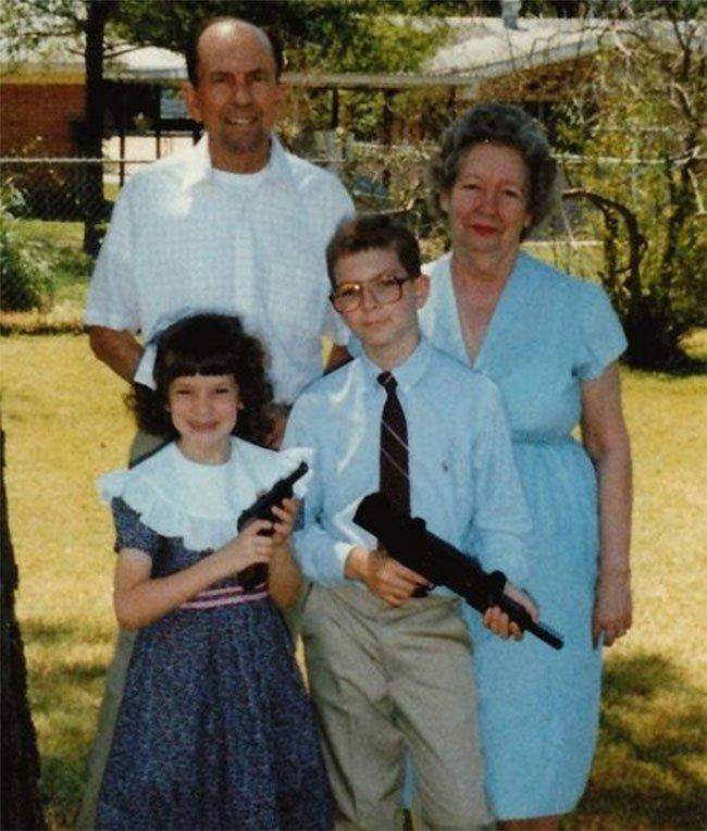 Mafia Family, I guess Family Photos