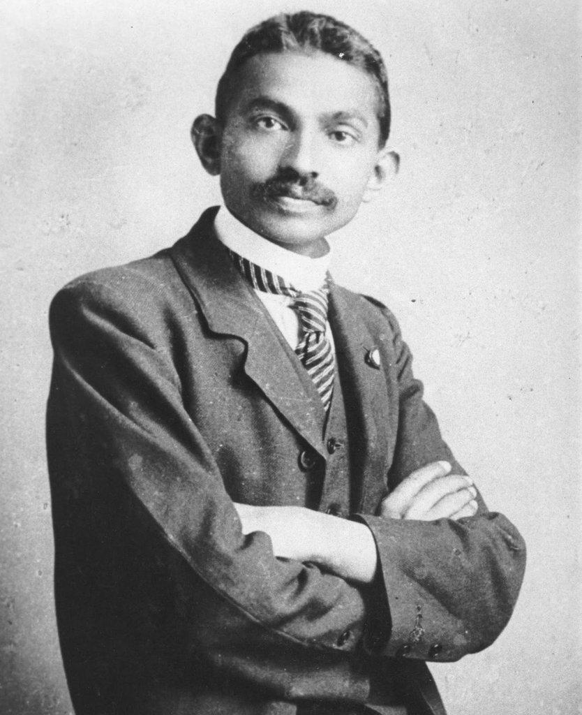 Mahatma Gandhi Rare Photos
