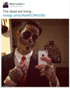 Mitch Lucker A heavy metal rocker Last Tweets