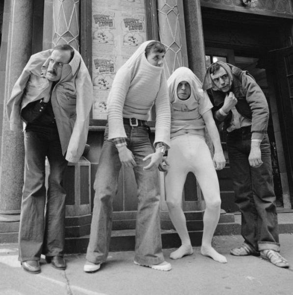 Monty Python Rare Photos