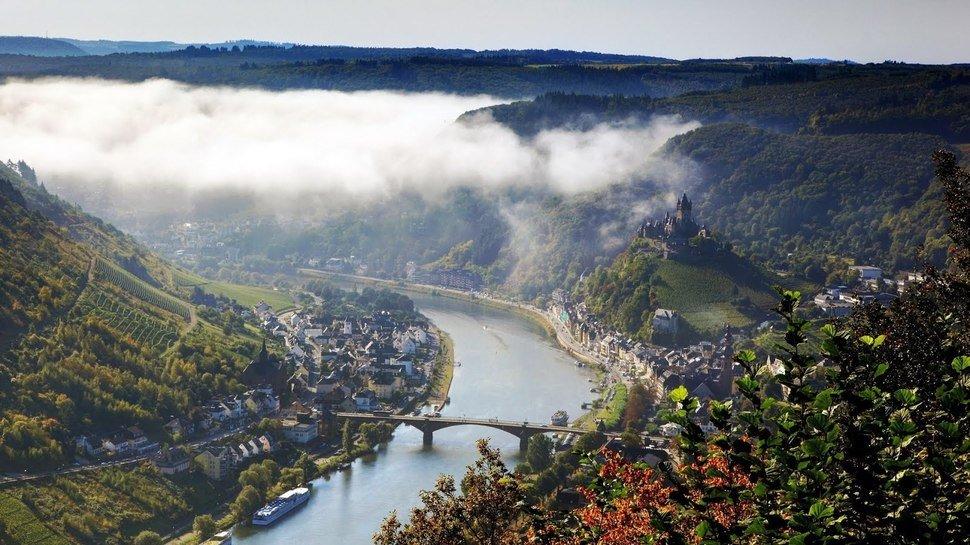 Mosel Small Towns