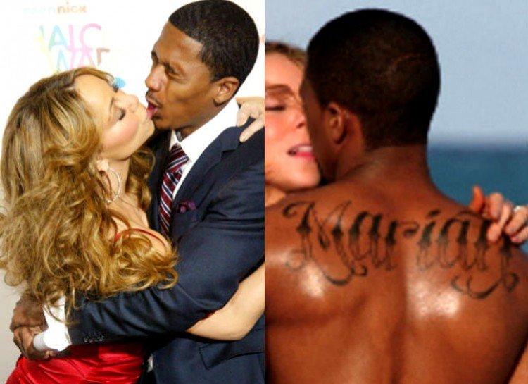 NICK CANNON worst celebrity tattoos