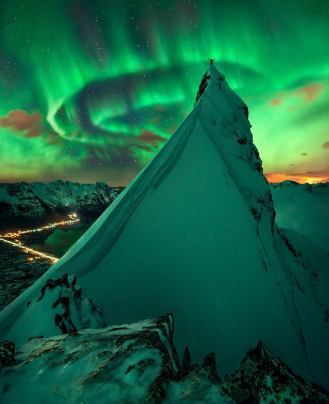 Norway - The land of fantasy Popular photograph