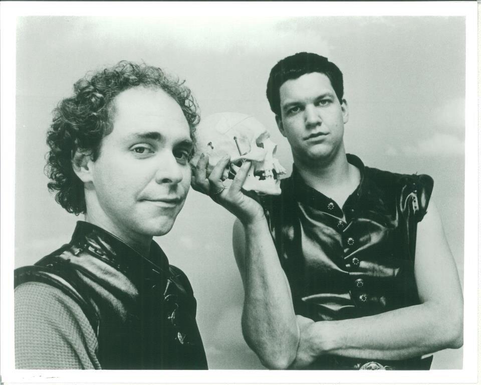 Penn and Teller Rare Photos