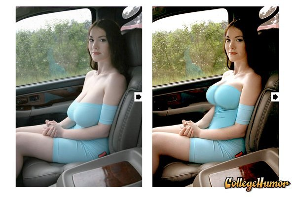 Photoshop fails Dumb Girls