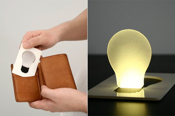 Pocket Light Cool Inventions