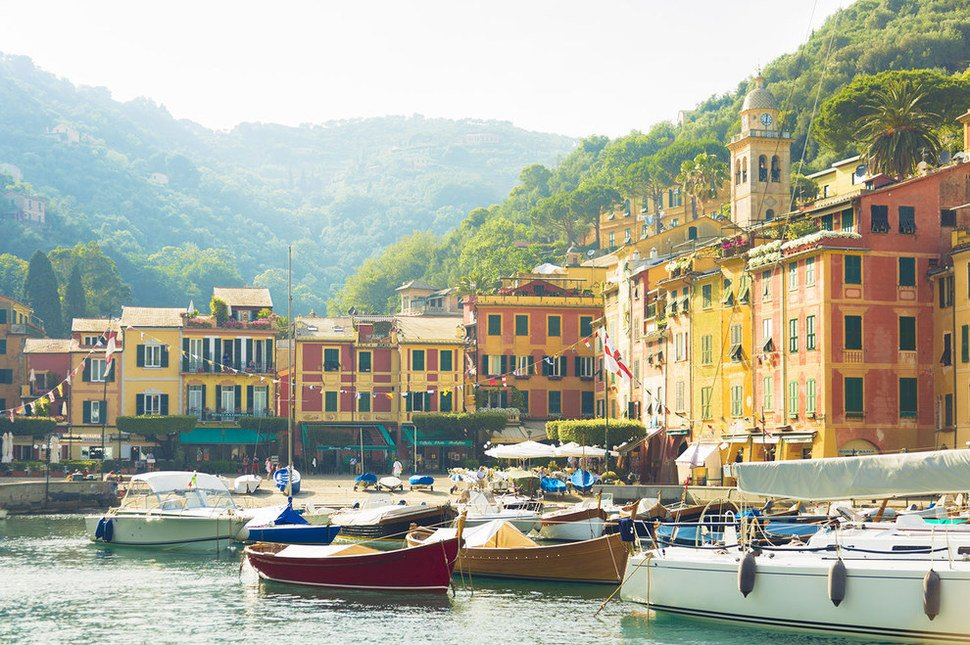 Portofino Small Towns
