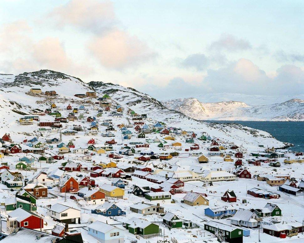Qaqortoq Small Towns