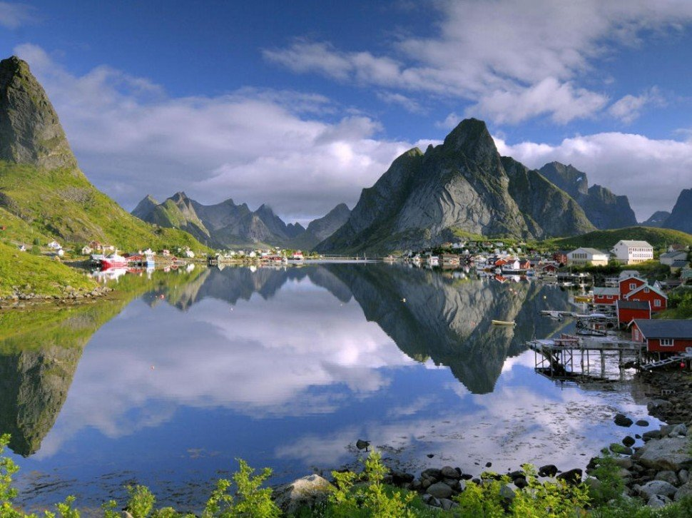 Reine Small Towns