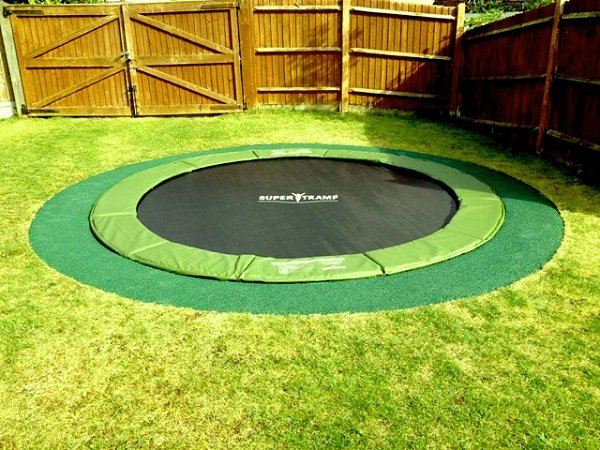 Safe Trampoline Cool Inventions