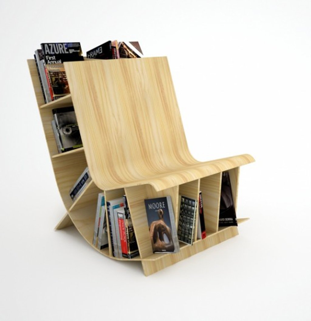Shelve like slipper Amazing Furniture
