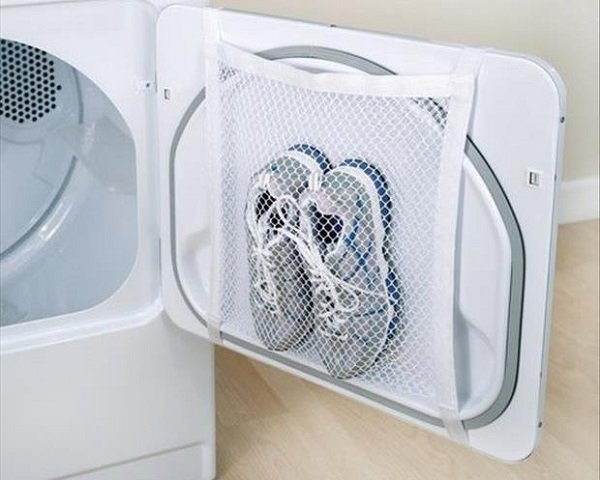 Sneaker Wash and Dry Bag Cool Inventions