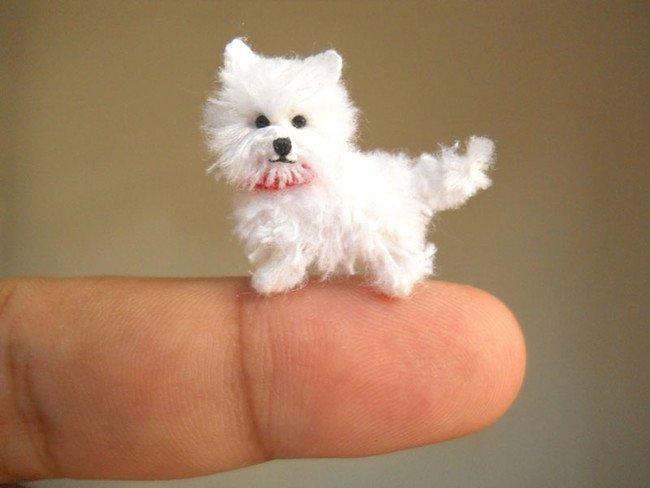 Snowy Tiny Crochet