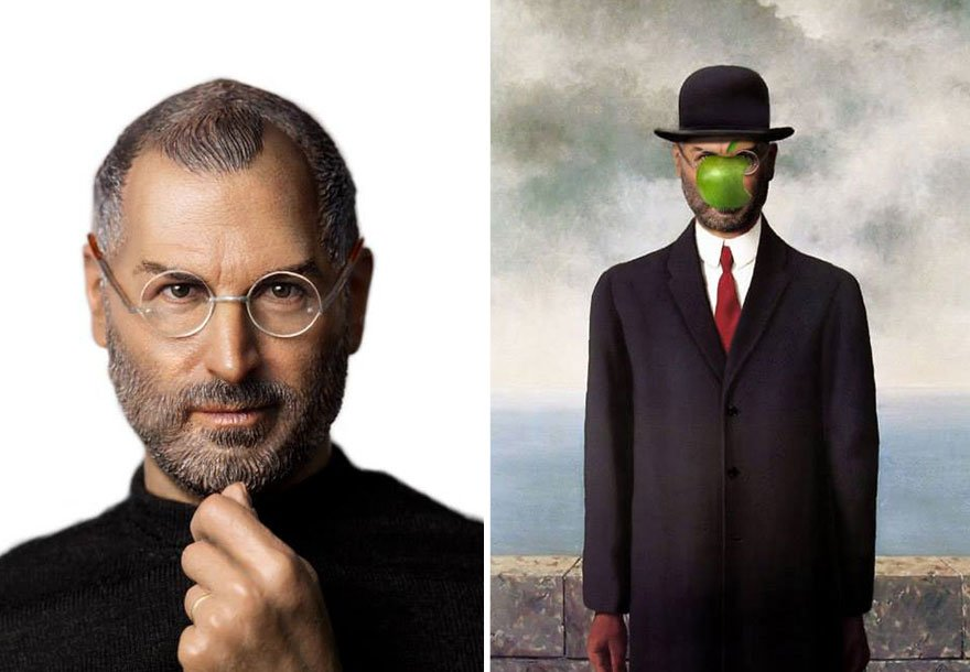 Steve Jobs Historical Celebrities