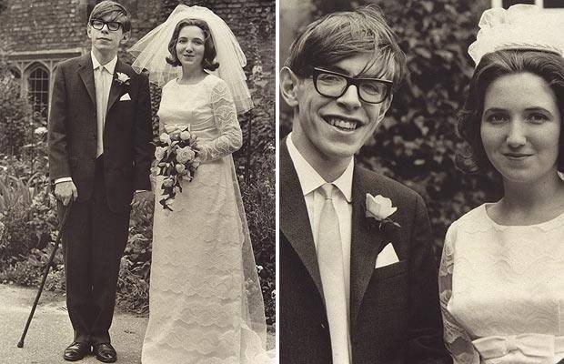 Steven Hawking Rare Photos
