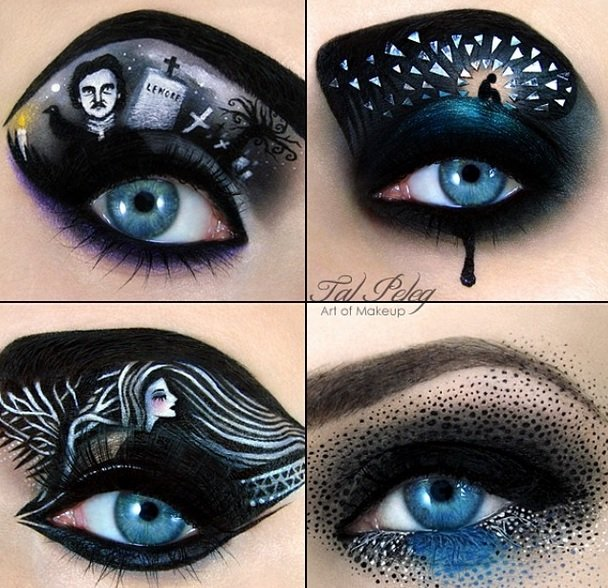 Stunning Eyes, each has there own stories Eye Makeup