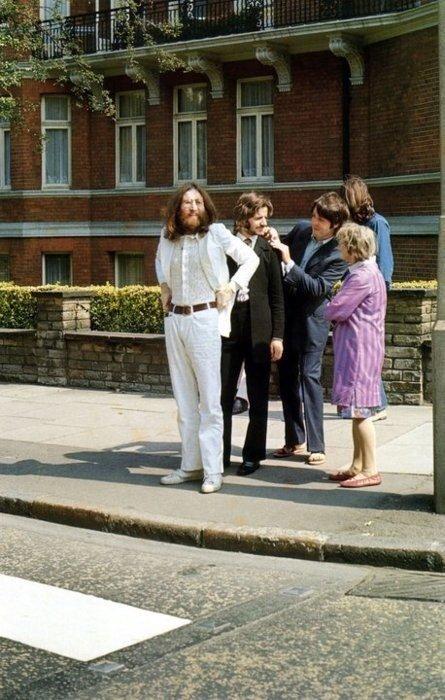 The Beatles Rare Photos