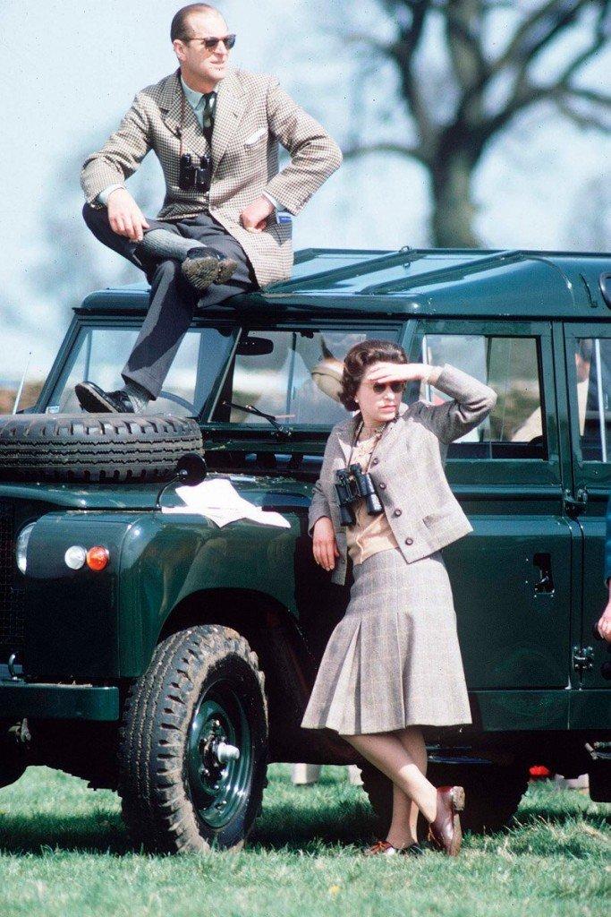 The Queen and prince Phillip Rare Photos