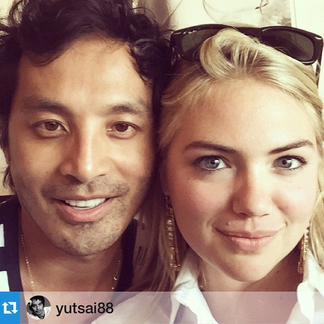 This photo made me very jealous!! What about you Kate Upton