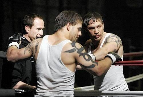Tom Hardy & Stuntman Celebrities Stunts