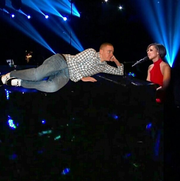 We just nailed it, Alicia Keys Funny Photoshop