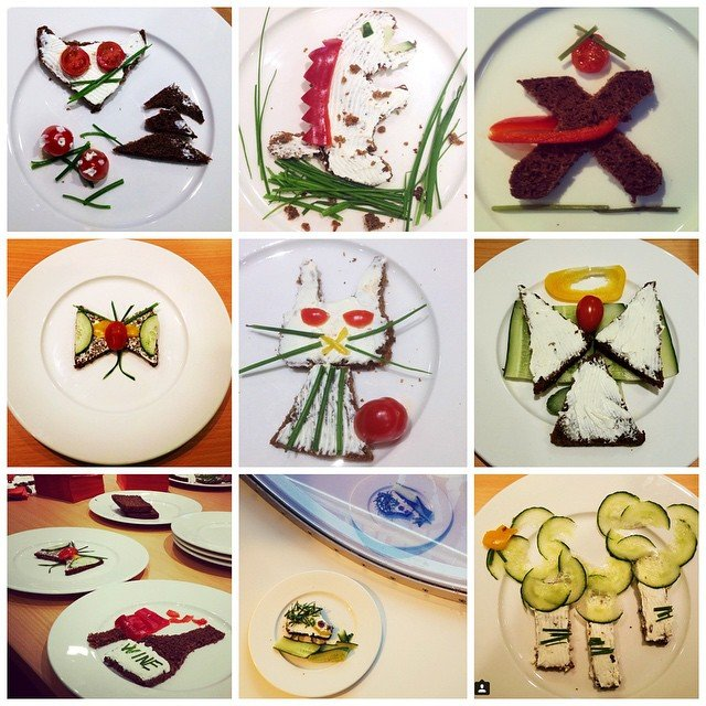 Workshop Food Art