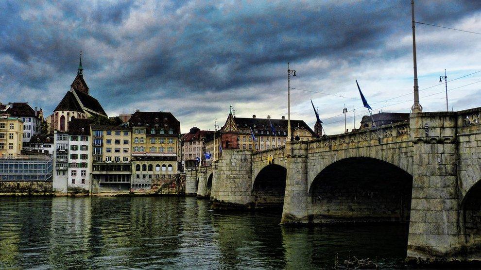 incredible architecture Stunning Switzerland