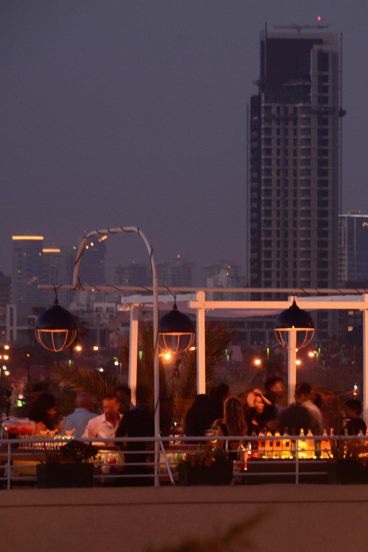 Bar at Tel Aviv Beautiful Israel