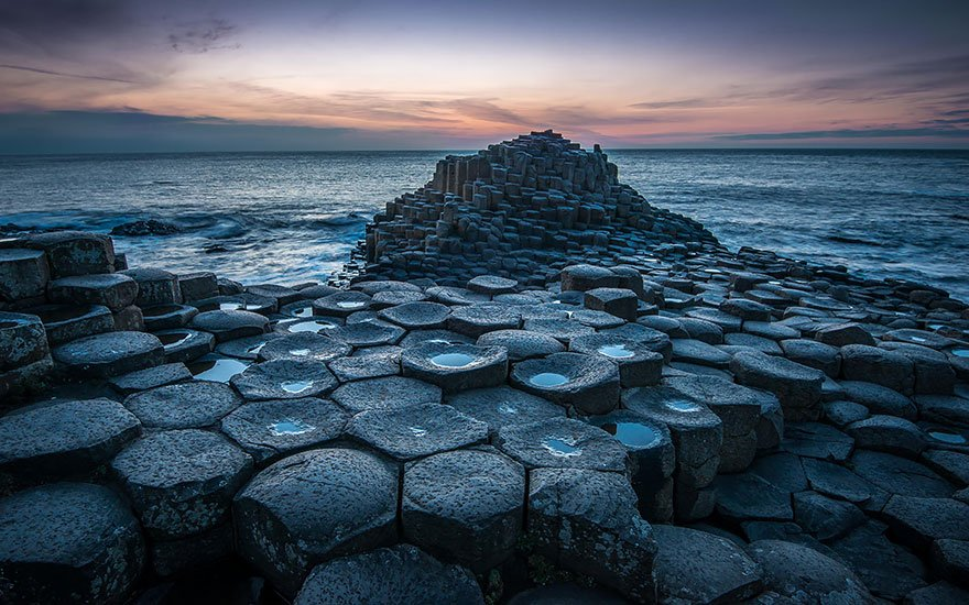 Giants Causeway In Northern Ireland Mysterious Places