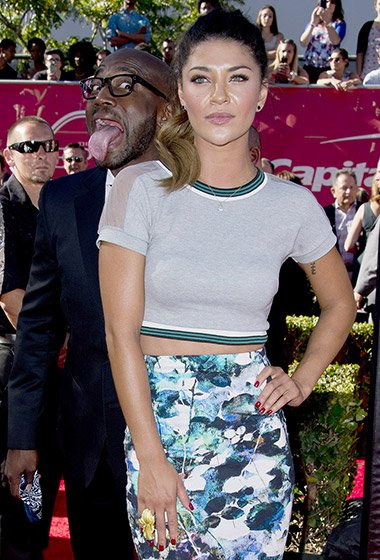 Jessica Szohr and Taye Diggs Celebrity Spoilers