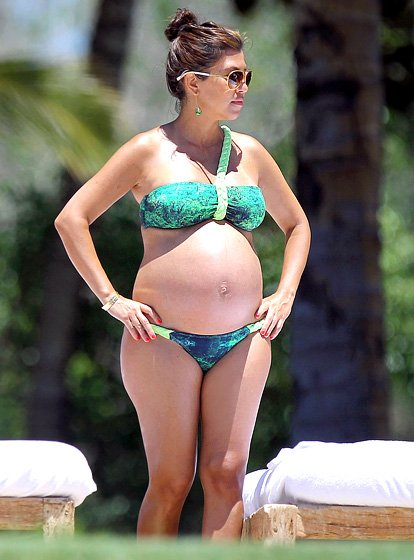 Kourtney Kardashian Pregnant Celebrities