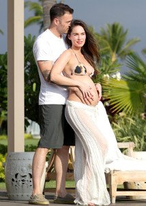 Megan Fox Pregnant Celebrities