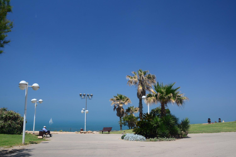 Sea Front, Tel Aviv Beautiful Israel