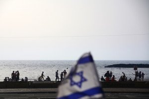 Tel Aviv Beach Beautiful Israel