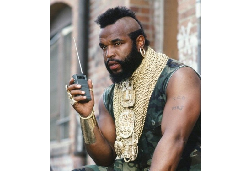 80s Stars Look Like Now Mr T