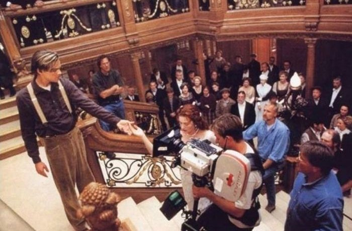 Titanic Facts Trivia and Behind the Scenes