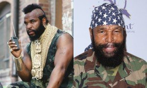What 80s Stars Look Like Now Mr T