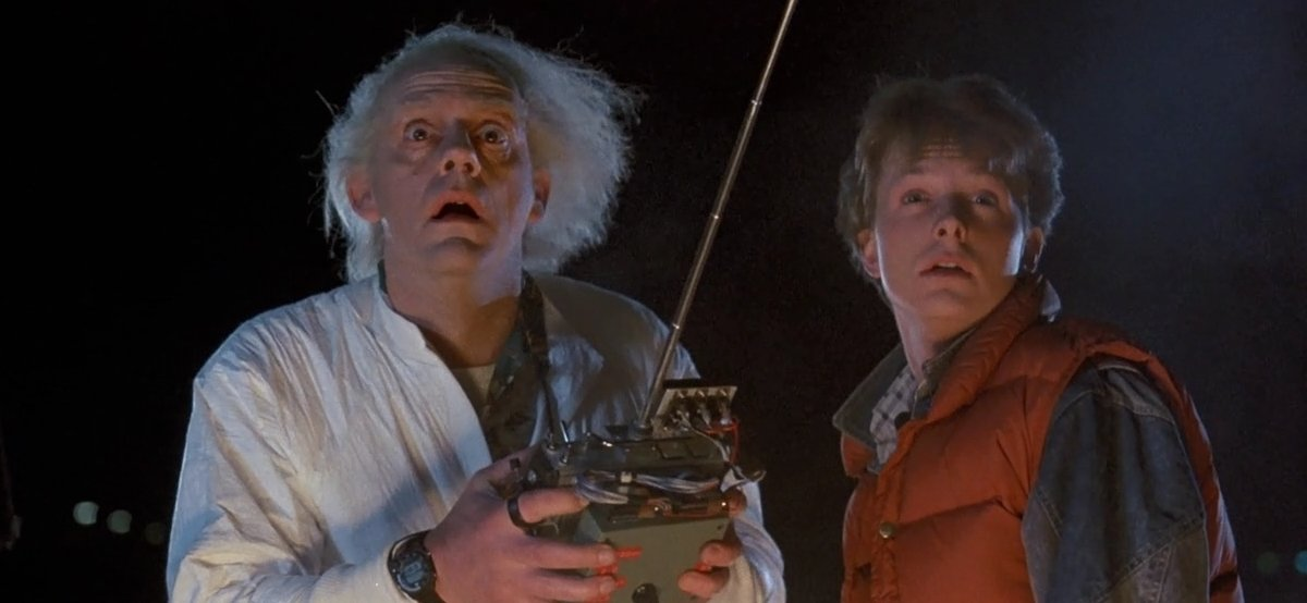 Back to the Future - Facts Secrets and Behind the Scenes 14 Doc Brown
